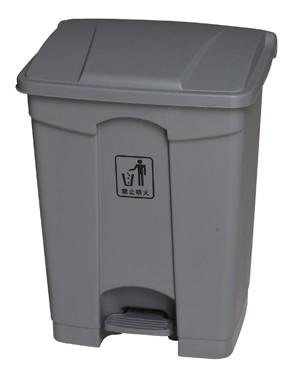 68l脚踏式垃圾桶,新型塑料垃圾桶
